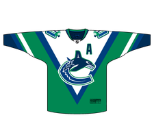 Vancouver Canucks Concept by PD-Black-Dragon