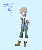 Shion's new look by AltairShiroInu