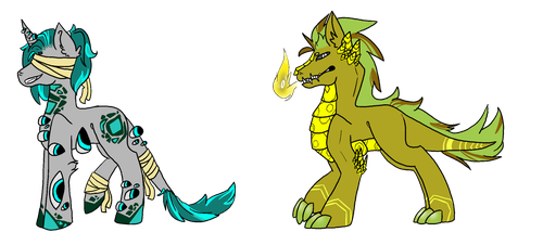 MLP Adopts :OPEN: by ShadowTheHedgehog389