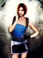 Jill Valentine - Resident Evil 3 costume by SiriCC