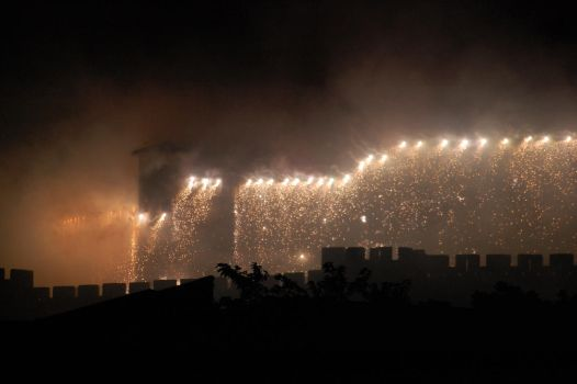 Carcassonne Fireworks 2 by soys