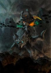Twilight Princess by Vanleith