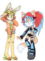 Collab adopts open with DaylightRoyhem by Pan-cakuu