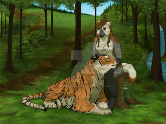 Comm - Comfort in an Old Friend by Rehensin