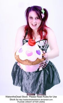 Cupcake by WakentheDead Stock by wakenthedeadstock