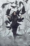 Blackbirds by Mihaela-V