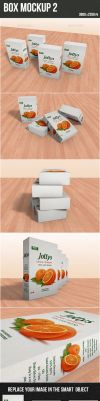 Box Mockup2 by graphickey