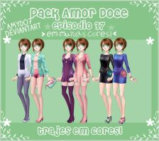 Pack Amor Doce - Episodio 37 CORES // AmyDo7 by AmyDo7