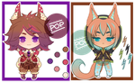 [open adopts] small batch by popoxide