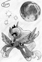 Glory to the Full Moon by TristanTreg