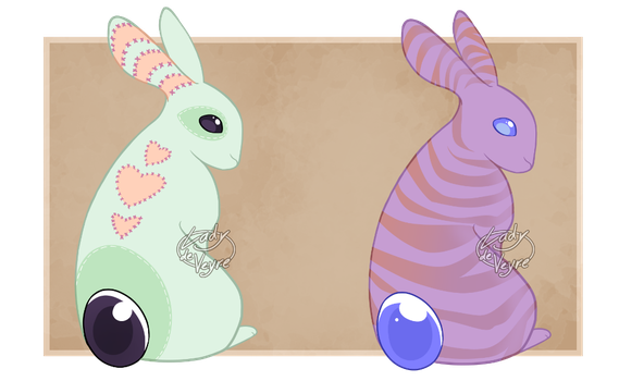 Bundrops Adoptables 1 - OPEN by LadyDeVeyre