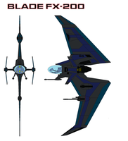 BLADE FX-200 black by bagera3005
