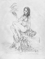 Fathom Contest Pinup by coolbeanfive