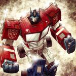 Optimus Prime by Fuacka