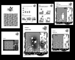 puzzle game concept by lancechf