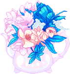 [F2U] Flower Kettle~ by Chokuletu