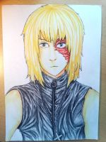Mello by AuroraAkkaris