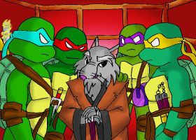 TMNT-from RTN by koju327