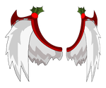 Angel Of Frostvale Wings by teamlpsandacnl