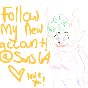 MOVED ACCOUNTS! @SANS64 by xxanax