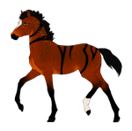 N3272 Padro Foal Design for horses0101 by casinuba