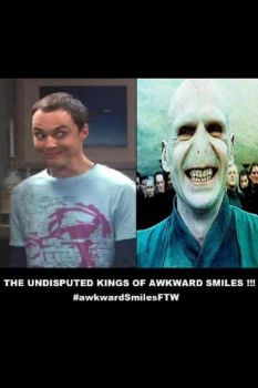 Awkward Smiles by HarryPotteraddict16