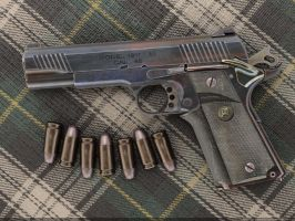 1911 MEU by VladiT