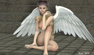 Angel by exata