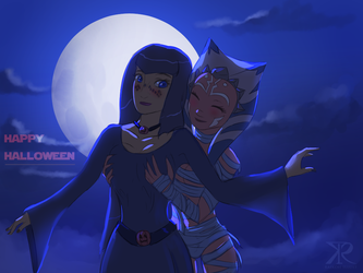 The night to be a bit more devious by RaikohIllust
