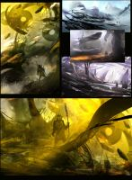 Speed painting series II by UlricLeprovost