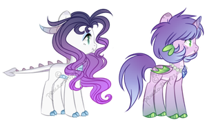 Sparity Foal Adopts - OTA - [CLOSED] by peaceouttopizza23