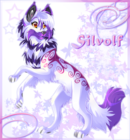 Commission - Silvolf by Kuitsuku
