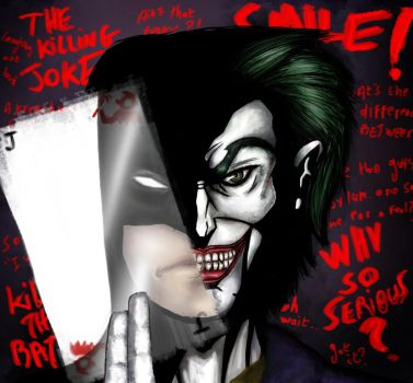 The Killing Joke by Siegfried40000