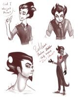 Wilson - Don't Starve by Carify
