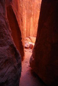 Arches Narrows by ubu
