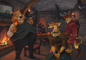 Nightriders The Kidnappings Part 34 by AxlReigns