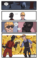 TF2--Tough day page #15 by MrDataTheAwesome