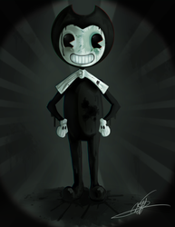 Bendy by nathal32