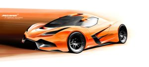 Mclaren F1 Final Concept by lockanload