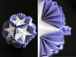 Floral globe by Tomoko Fuse by RoseaOrchis