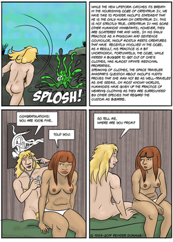 The Lives of X!Gloop: Xkolp, Page 5 by Reinder