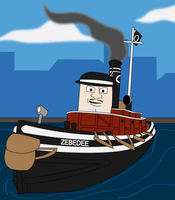 Zebedee. by Blockwave