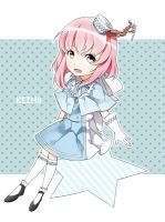 SS 2014 for amaicandy by tsunyandere