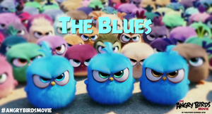 The Angry Birds Movie The Blues Wallpaper by Jeremiekent13