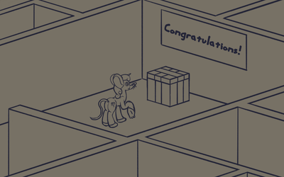 The Prize at the End - NATG VIII: Day 28 by RedQuoz