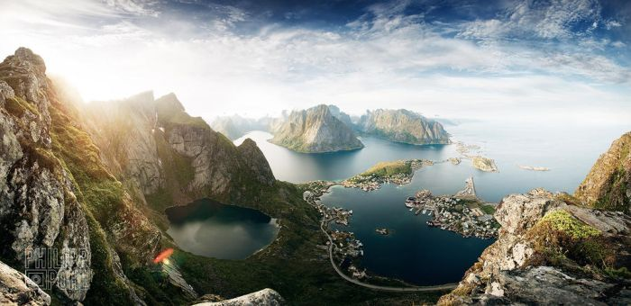 Reine panorama2 by Philipp88