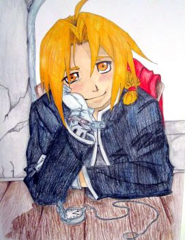 Edward Elric: Complete by Slash-Luvr