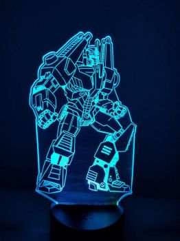 LED - Ultra Magnus by Breakfast-Tee