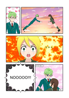 Adventures in Comipo Ch. 1 P. 2 by Tinker-Jet