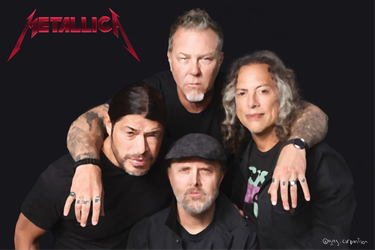 Metallica by KrokoZero